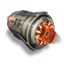 Radiation Absorption Thruster