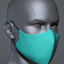 Men's Biosecurity Response Team Mask