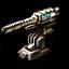 Dual 150mm Carbide Railgun I