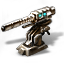 250mm Carbide Railgun I