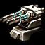 Dual 250mm Carbide Railgun I