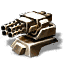 800mm Heavy Carbine Repeating Cannon I