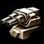 1200mm Heavy Gallium Cannon
