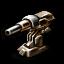 720mm Prototype Siege Cannon