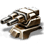1400mm Prototype Siege Cannon